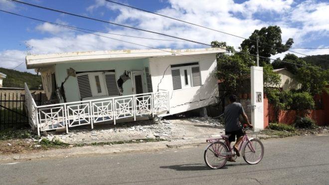sismo puerto rico