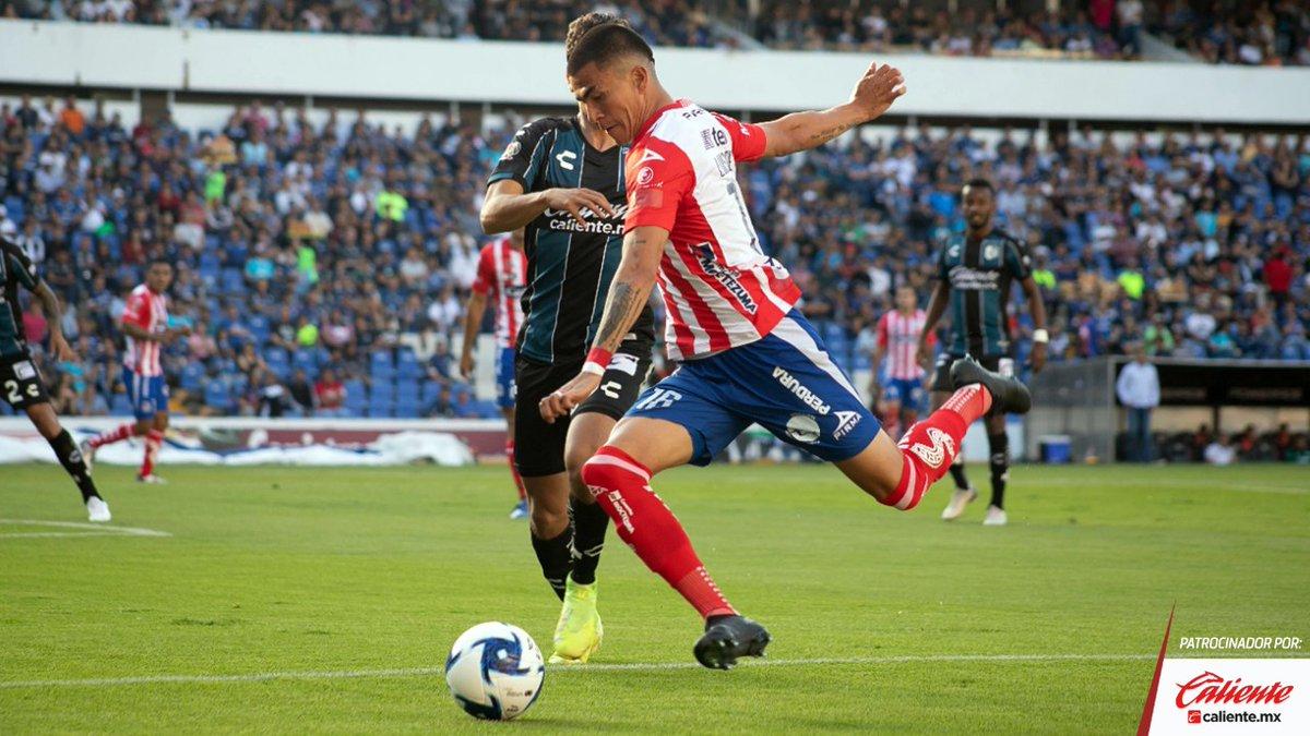 Atlético de San Luis se trae los tres puntos del Estadio Corregidora