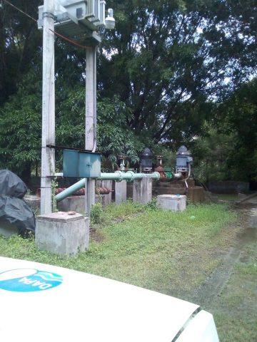 sistema hidráulico zona indígena