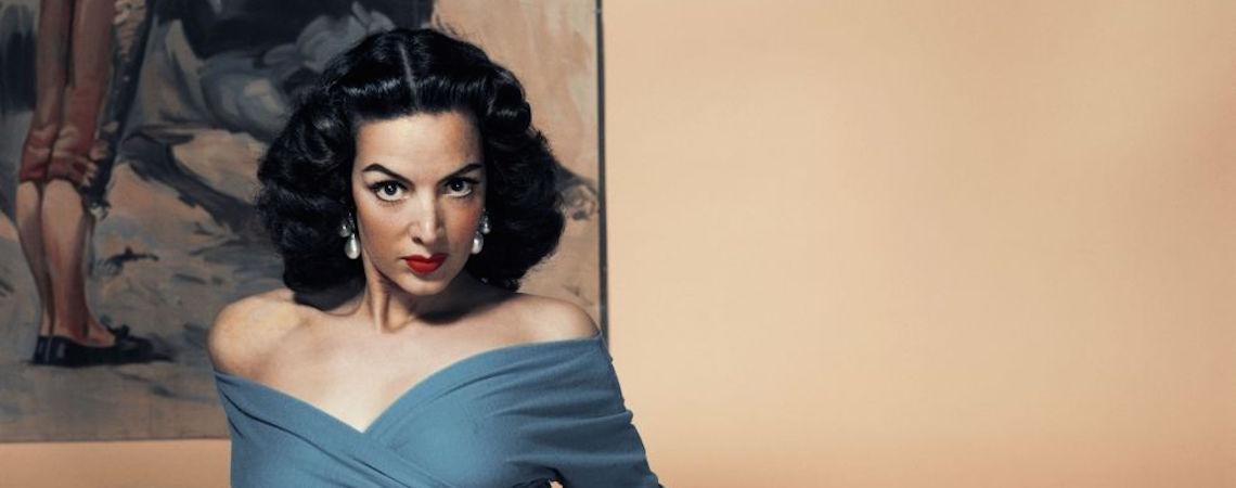 María Felix, la inmortal diva mexicana