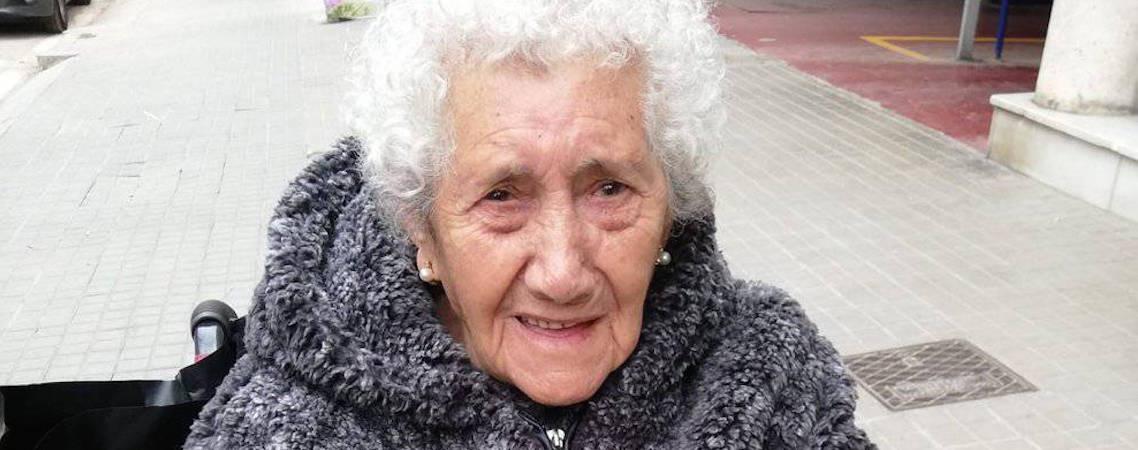 Dan de alta a mujer de 100 años enferma con Covid -19