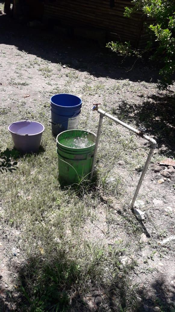 de agua potable