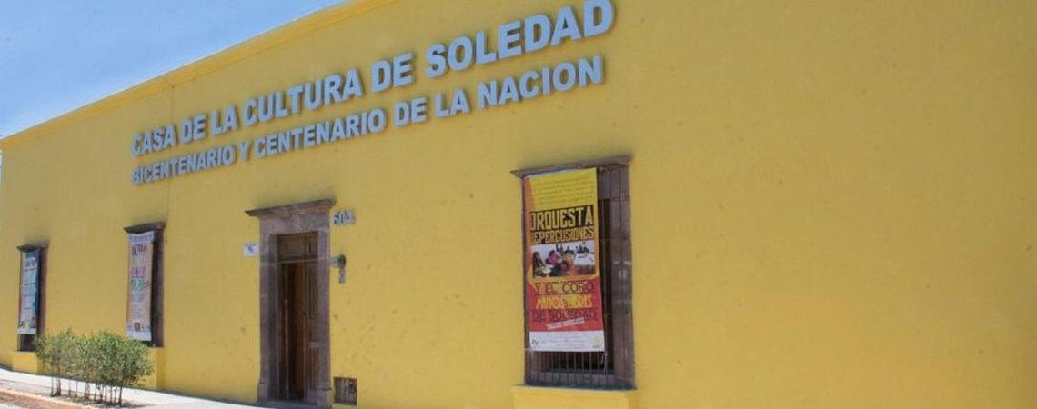 Casa de Cultura Soledad celebra su primera década de servicio