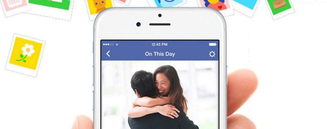 Elimina malos recuerdos, Facebook dejará que archives publicaciones antiguas