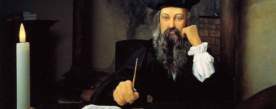 Nostradamus y la predicción del fin del mundo en 2020