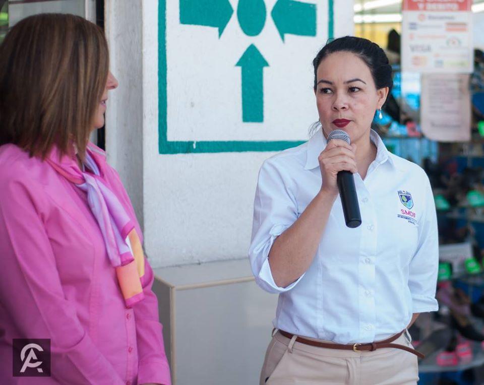 Francisca Moreno - Guarderías del DIF