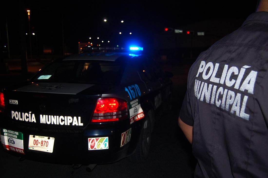 policía municipal de valles