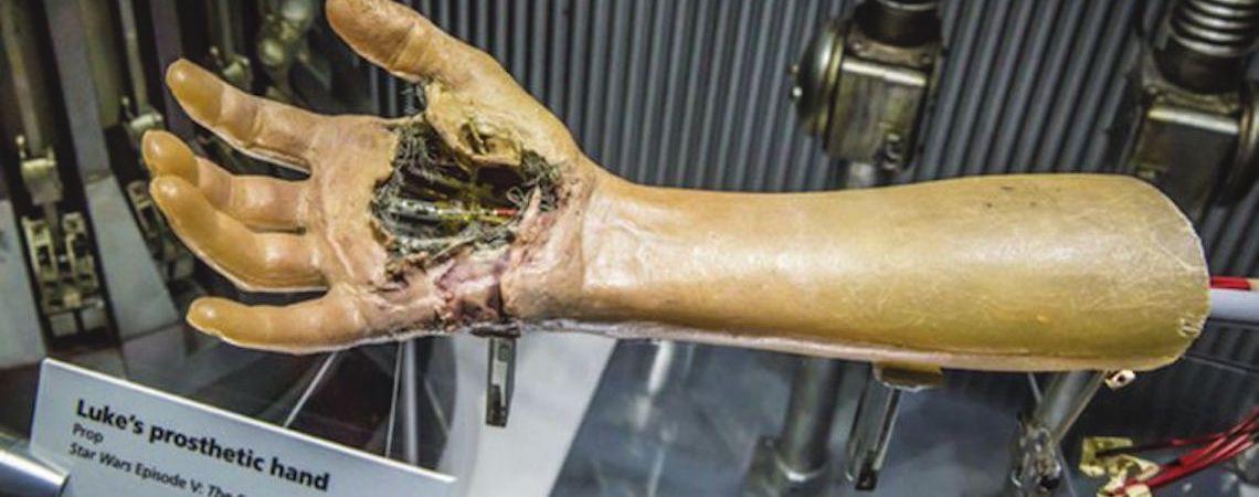 Crean piel artificial capaz de sentir inspirada en Star Wars