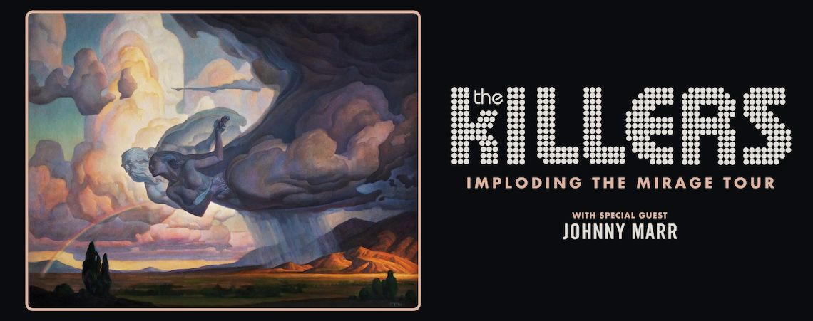 The Killers está de regreso con Imploding the Mirage - Código San ...