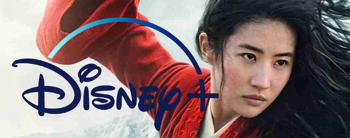 Mulan se salta los cines, llegará a Disney+ en septiembre