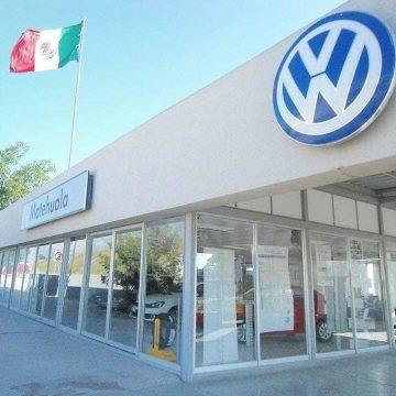 Volkswagen en Matehuala