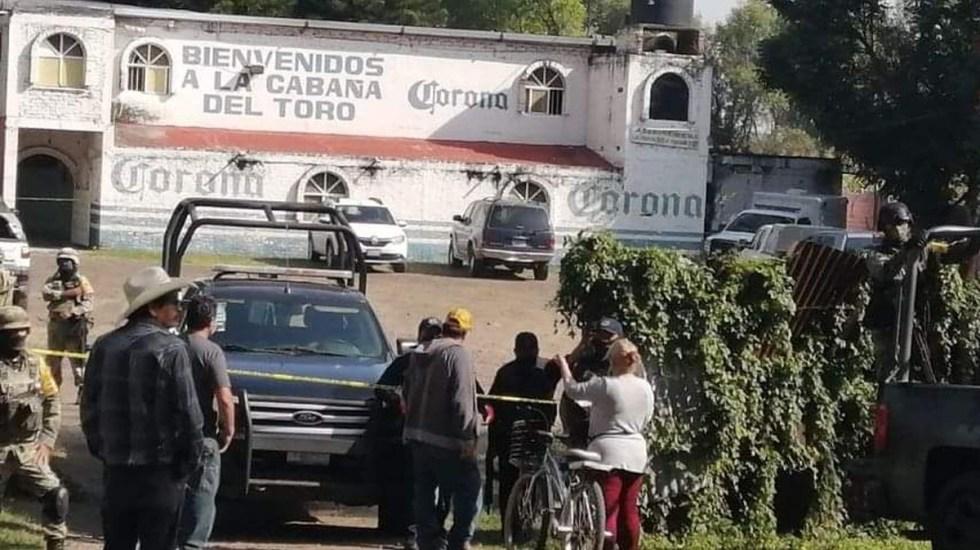 masacre en Guanajuato
