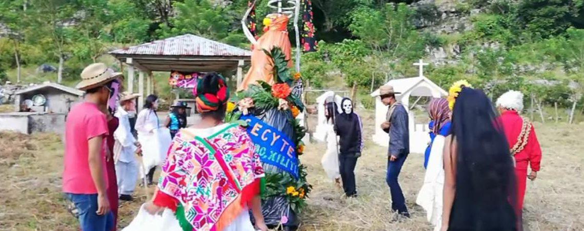 (Video) Xantolo, la fiesta de los muertos en la Huasteca