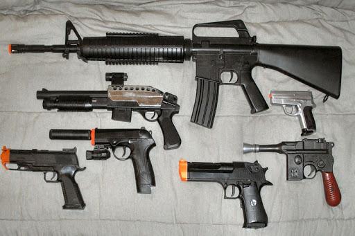 armas-juguete-pistolas