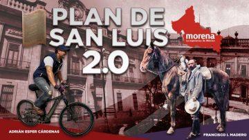 Plan de San Luis 2.0 - Adrián Esper
