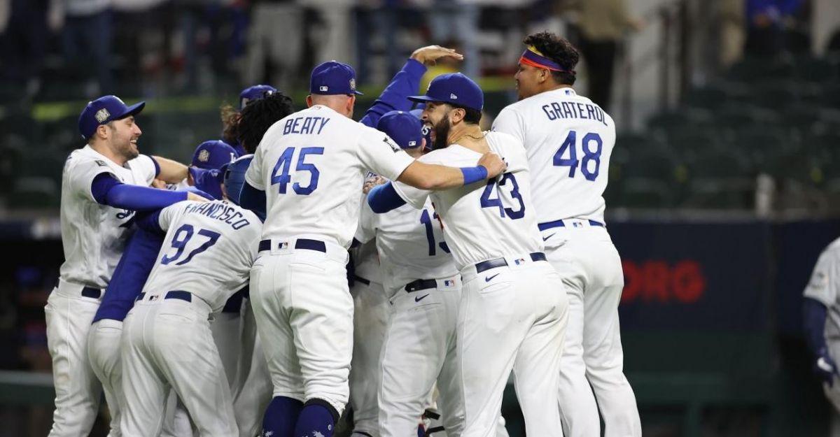 Cinco integrantes de los Dodgers dan positivo por coronavirus