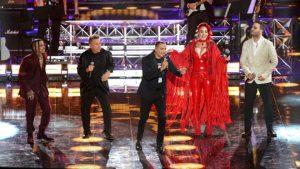 Latin Grammy ganadores 2020