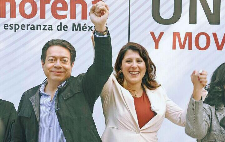 Destapa Morena a Mónica Rangel como candidata a gobernadora