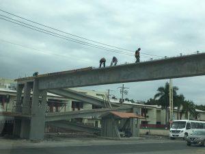 Ernesto Cepeda Aldape, director general del Centro SCT, supervisaron los trabajos de modernización de la carretera Valles-Tamazunchale.  Cepeda Aldape, destacó que este proyecto de conectividad