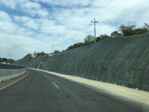supervisión de la carretera Valles-Tamazunchale