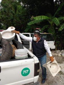 dengue en la huasteca norte