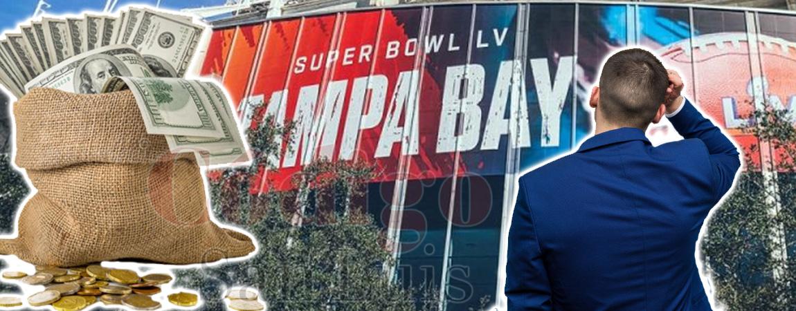 Entradas del Súper Bowl LV costarán hasta ¡45 mil dólares!