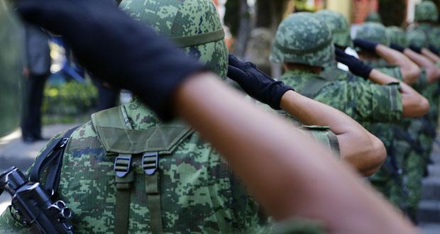 tramites del Ejército y Guardia Nacional