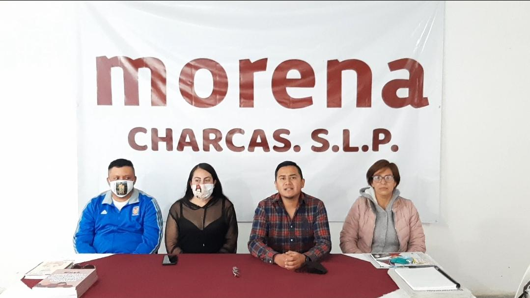 Charcas-Morena