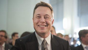 Elon Musk el hombre más rico del mundo