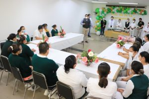 recnocer labor de enfermeras y enfermeros