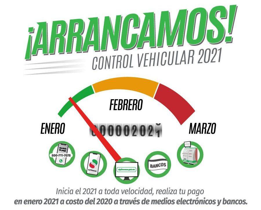 control-vehicular