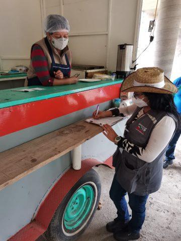COEPRIS Vigila medidas sanitarias en parajes de la huasteca