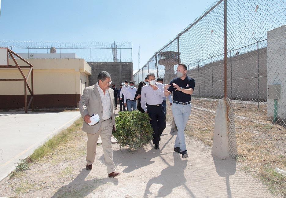 Centro penitenciario opera con graves precariedade
