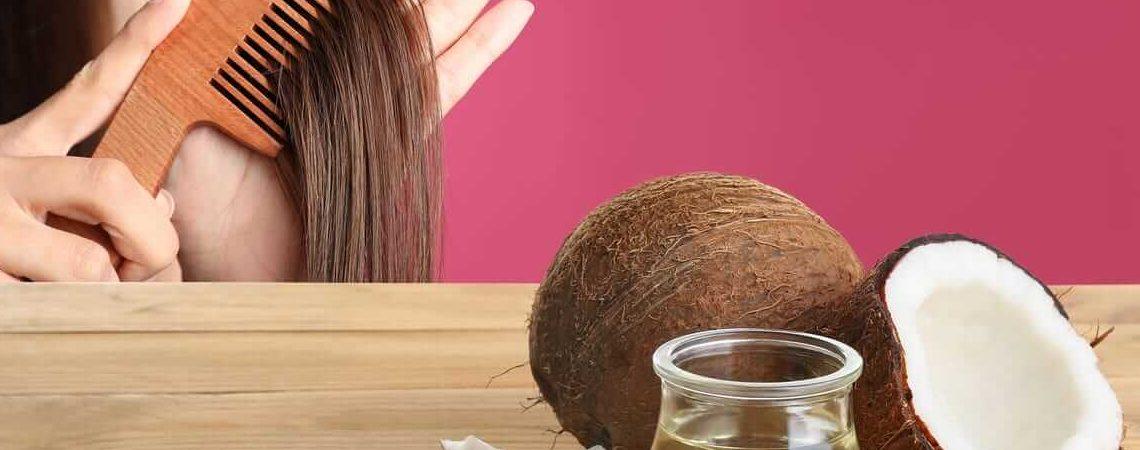 Estas son las bondades de aplicar aceite de coco en el cabello