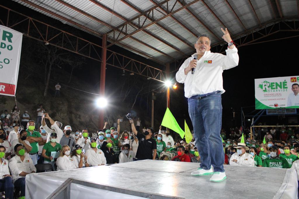 David Medina - juntos haremos más por ciudad Valles
