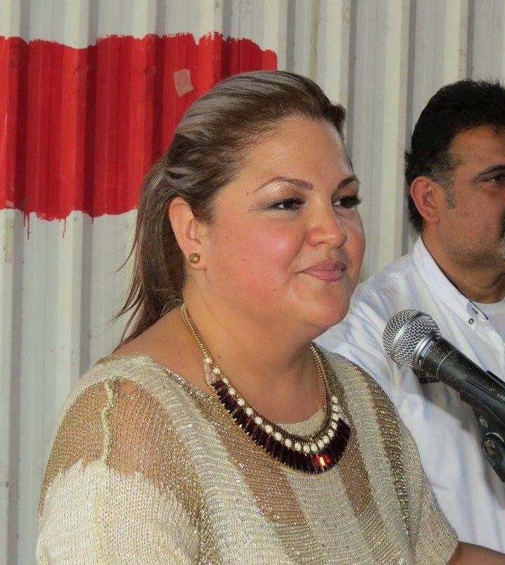 Narcia Pessina Gallegos lideresa sindical