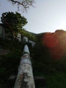 Hidroeléctrica de Micos si agua comunidades hasta el 10 de mayo