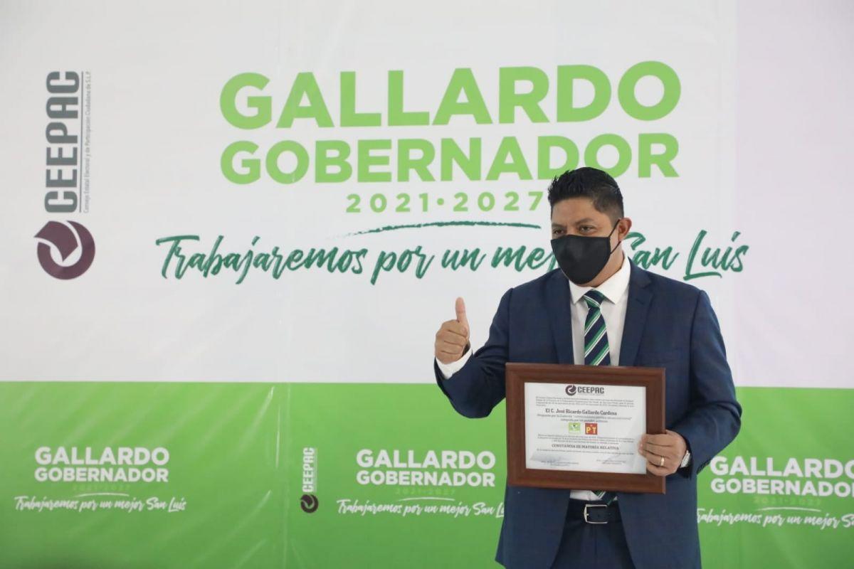 Gallardo-reconciliación