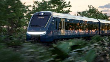 Alstom y Bombardier -tren-maya