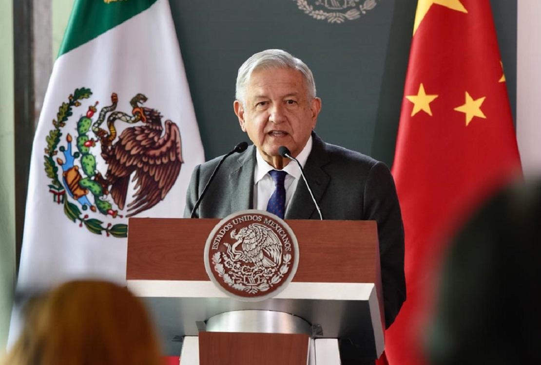 AMLO-CHINA-MÉXICO