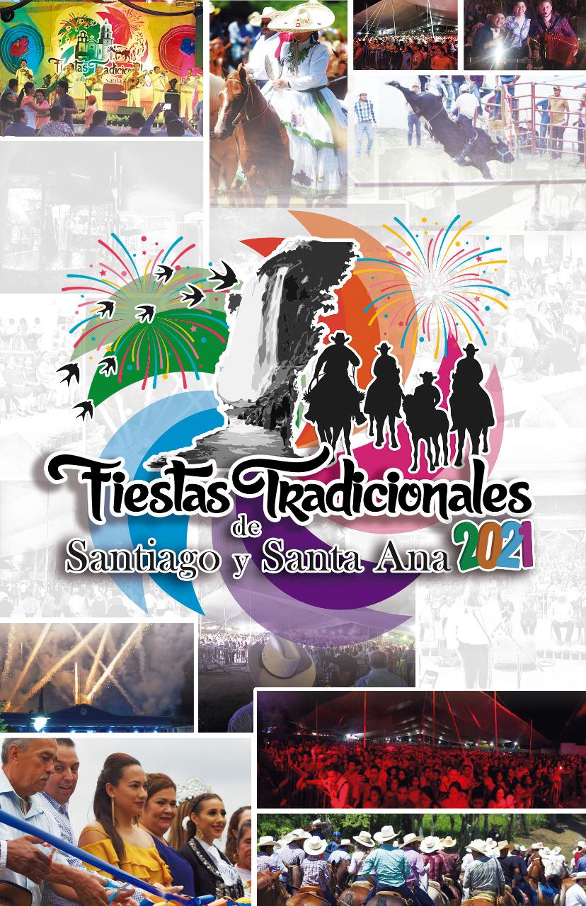 Fiestas Santiago y Santa Ana en Aquismón