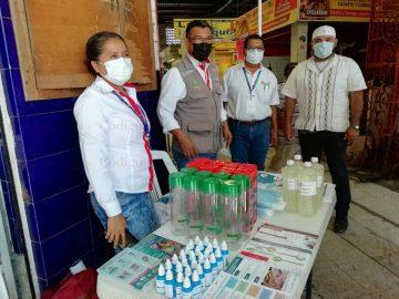 Saneamiento básico filtros sanitarios mercados valles