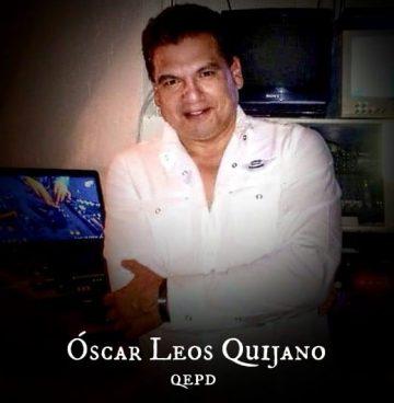 Óscar Leos