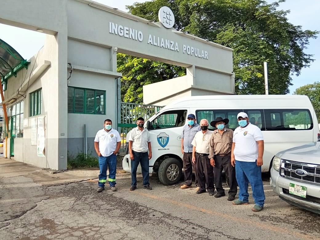 Bloquean- Ingenio - Alianza -Popular - Grupo Santos