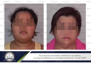 Dos mujeres detenidas robo ébano