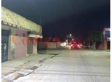 Indigente asesinado a balazos por policías municipales