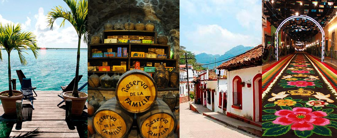 Conoce los lugares más hermosos de México desde la comunidad del sofá