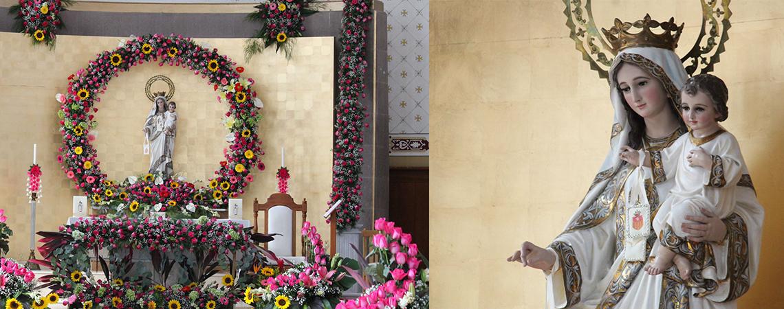 [VIDEO] Potosinos celebran a nuestra Señora de la Merced, Virgen de la Misericordia