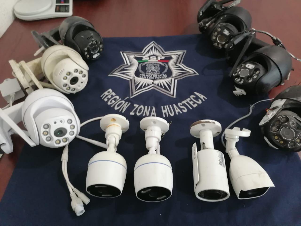 desmantelan centro de vigilancia en Valles