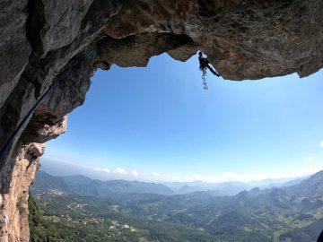 Puerta Astral Xiltila Multilargo de escalada